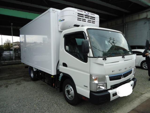 三菱ふそう 3t ワイドロング 冷蔵冷凍車 5速MT ETC