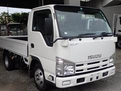 エルフトラック2t標準10尺平ボディAT車 ETC、ナビ付