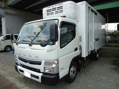キャンター3t ワイドロング 冷蔵冷凍車 5速MT ETC