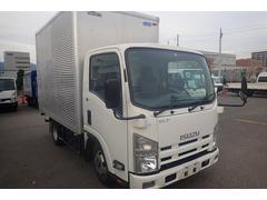 エルフトラック2t標準10尺アルミバン ナビ ETC