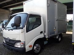 ダイナトラック2t標準10尺アルミバン AT車