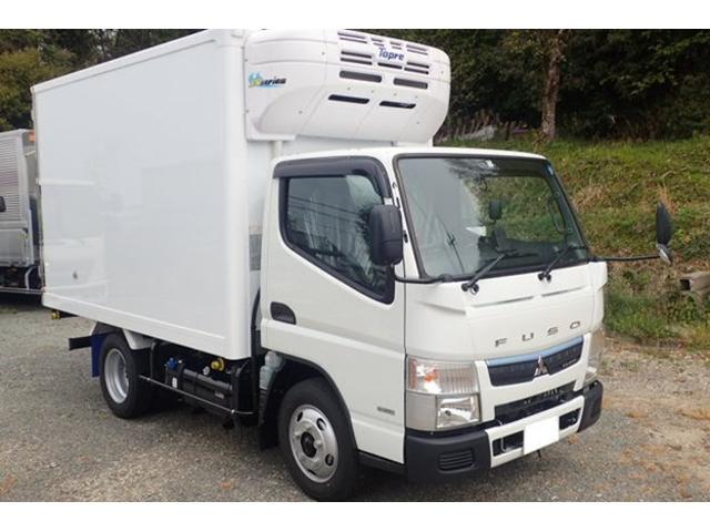 三菱ふそう 2t標準10尺冷蔵冷凍車 5速MT -30℃設定