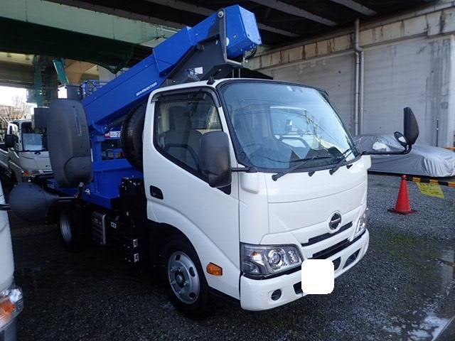 日野 AICHI製 高所作業車 SK12C1RN