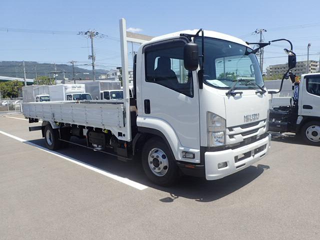 いすゞ 標準幅 6200ボディ 6MT 最大積載3700kg