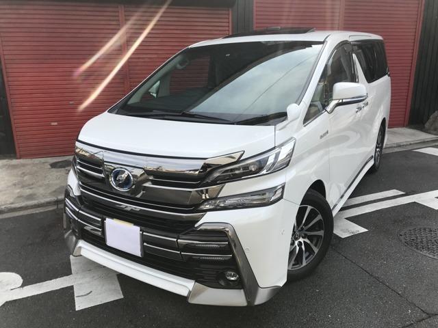 トヨタ ZR Gエディション 4WD 本革 サンルーフ ナビ JBL