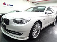 BMW535iグランツーリスモ白革WSRナビTVBカメラ21AW