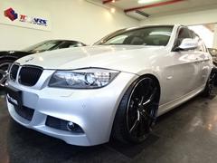 BMW335iターボMスポーツPKG黒革ナビ車高調20AWBカメラ