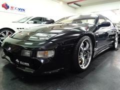 フェアレディZ300ZXツインターボワイドボディ黒革マフラ車高調19AW