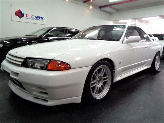 日産 GT-R最終型ニスモエアロN1仕様マフラ車高調Tベルト交換済