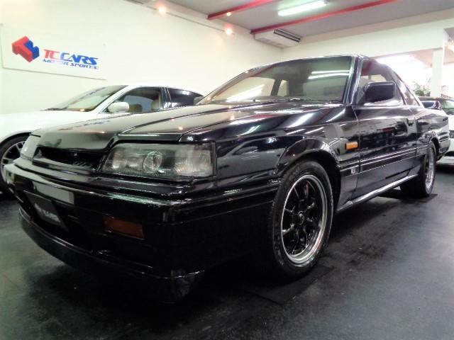 日産 GTS-R800台限定車TO4EタービンEXマニチタンマフラ