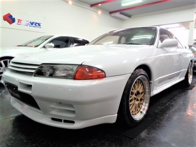 日産 GT-R最終型マフラビルシュタインBBSアルミTベルト交換済