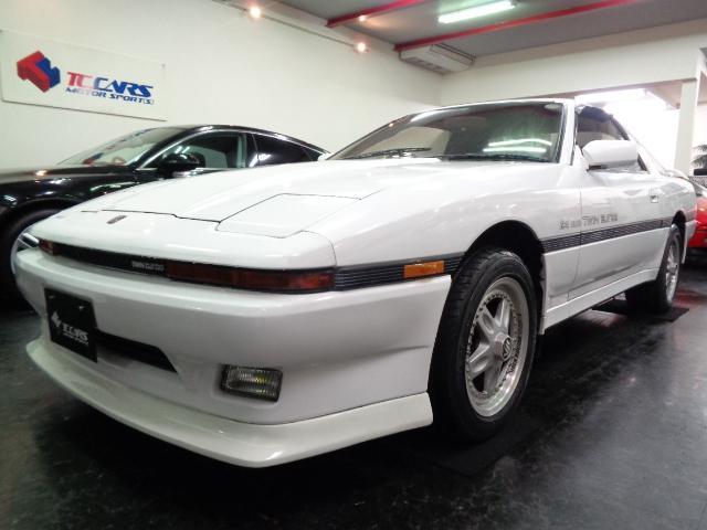 スープラ(トヨタ) GTツインターボ エレクトロニクス 中古車画像