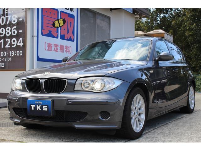 BMW 116i サンルーフ ナビ TV Bカメラ ETC