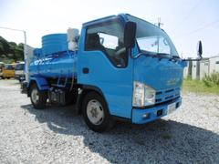エルフトラックモリタエコノス製1800Lバキュームカー 上物点検整備済み
