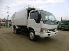 エルフトラック極東製6.7m3 2800kg積載プレスパッカー
