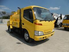 デュトロ兼松エンジニアリング製高圧洗浄車 14Mpa 140L