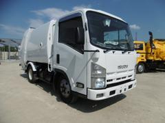 エルフトラック極東開発製 プレスパッカー 4.2m3 2,000kg積載