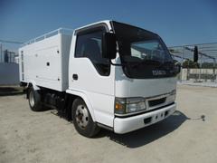 エルフトラックアチューマット製高圧洗浄車 30.0Mpa 77L/min