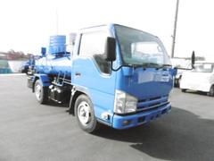 エルフトラックモリタエコノス製バキュームカー 積載1800L