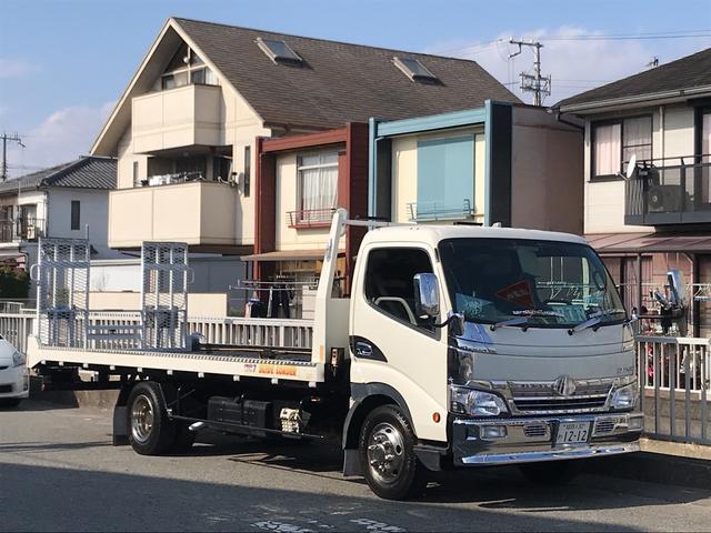 トヨタ 積載車 最大積載量2950kg