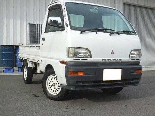 三菱 VXスペシャルエディション 5速MT パワステ エアコン付