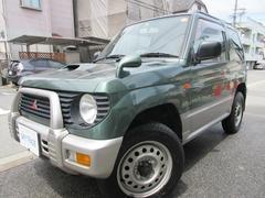 パジェロミニVR−II 4WD ターボ キーレス