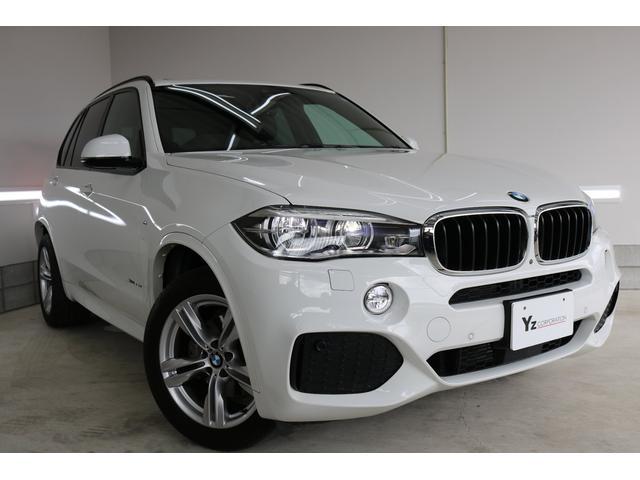 BMW xDrive 35d Mスポーツ ACC セレクトP 7人乗