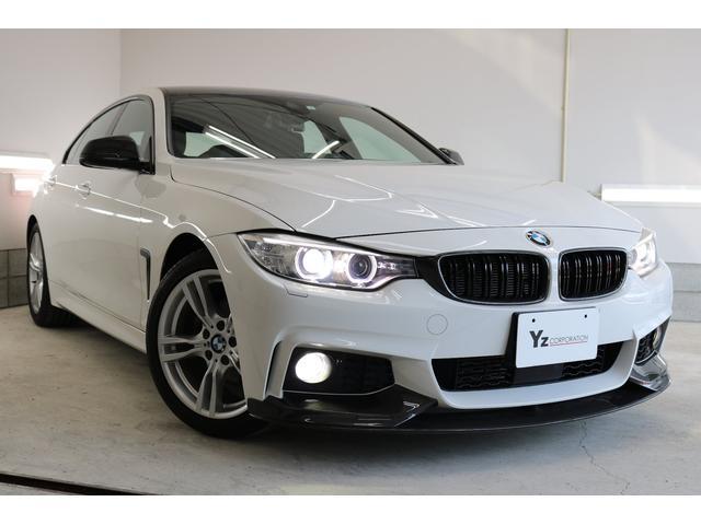 BMW 420iグランクーペ Mスポーツ Mパフォ装着車
