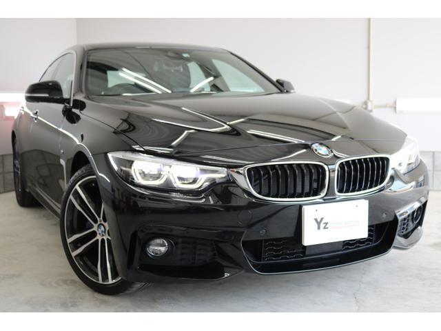 BMW 4シリーズ 420i xDriveグランクーペインスタイルスポツ ファストトラックパッケージ・ACC・インテリジェントセーフティ・黒革・19インチAW 限定車