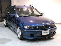 BMW318iツーリング Mスポーツパッケージ グレー革 SR