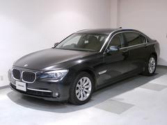 BMW740Li ブラウンレザー ロング 地デジ