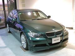 BMW323i ハイラインPKG 左H ブラウンレザーインテリア