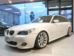 BMW525iツーリング Mスポーツパッケージ Rカメラ