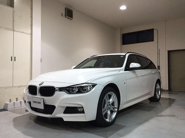 BMW 320i xDriveツーリング Mスポーツ LCI ACC