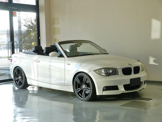 BMW 120i カブリオレ Mスポーツパッケージ 修復歴なし