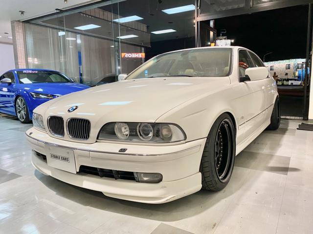 BMW 540iハイラインパッケージ 6MT