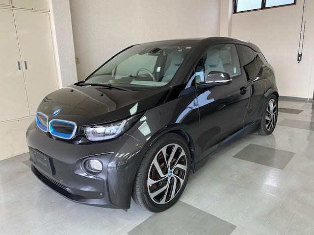 BMW レンジ・エクステンダー装備車 インテリジェントセーフティ