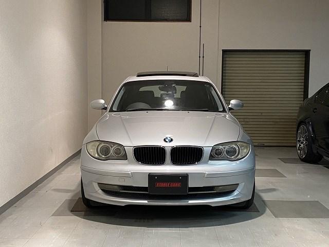 BMW 1シリーズ 120i サンルーフ ドラレコ 後期