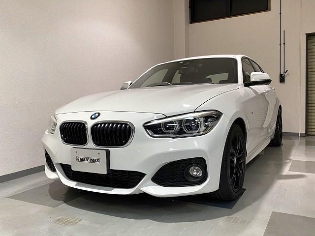 BMW 118i Mスポーツ インテリジェントセーフティ