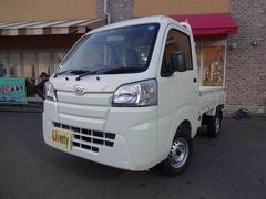 ハイゼットトラックスタンダード 5MT 届出済未使用車