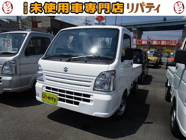 スズキ KC 5MT 4WD AC PS WエアB ABS
