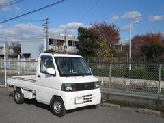 ミニキャブトラックAT 4WD パワステ エアコン