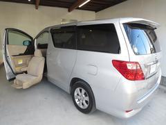 アルファード240X 助手席リフトアップシートAタイプ 4WD 福祉車両