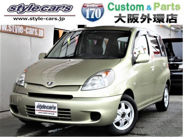トヨタ X 14inアルミ CD キーレス ETC ユーザー買取車
