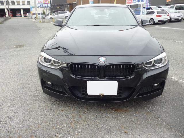 BMW 320dブルーパフォーマンス Mスポーツ 革シート ETC