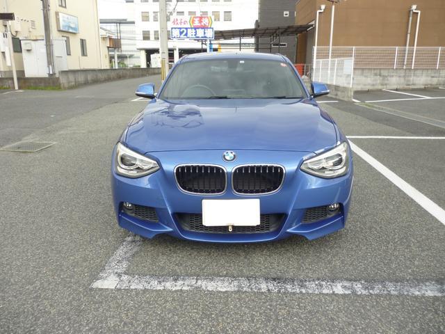 「BMW」「1シリーズ」「コンパクトカー」「奈良県」の中古車