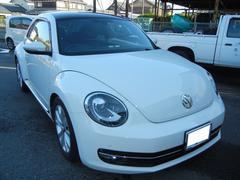 VW ザ・ビートルデザインレザーパッケージ ETC ナビ