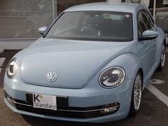 VW ザ・ビートルデザインレザーパッケージ 黒革シート アルミホイール HID