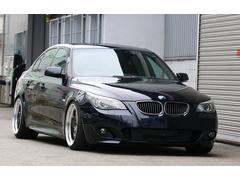 BMW525i Mスポーツ カスタム ローダウン