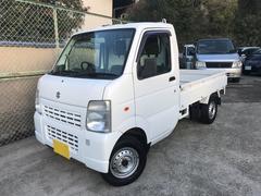 キャリイトラックKC エアコン・ナビ・TV・ETC・キーレス 1オーナー車
